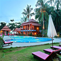 Havana Beach Resort, Koh Phangan Thailand