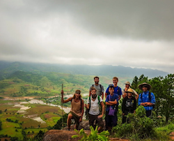 2 Days trekking from Kalaw to Inle Lake/Indein Village