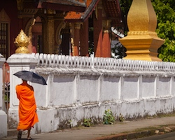 Luang Prabang to Vientiane via Ponsavan and Vang Vieng - 3 Days