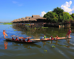 Paramount Inle Resort - Inle Lake