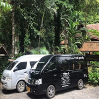 Prive transfer Khao Sok naar Cheow Lan Lake of Surat Thani